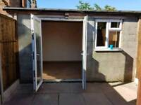Secure Gated storage and parking space. £85pm.