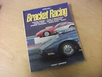 Bracket Racing Tony Sakkis HP Books