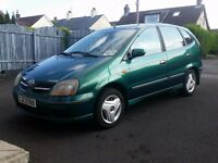 2002 NISSAN ALMERA TINO PEOPLE CARRIER, FULL YEAR MOT, DELIVERY AVAILABLE- P/X TRADE IN SWAP WELCOME
