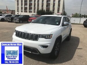 2017 Jeep Grand Cherokee LIMITED LOADED LEATHER ROOF
