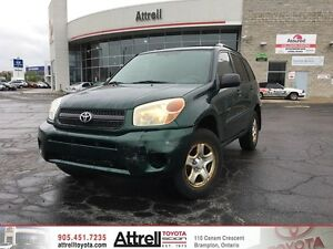2005 Toyota RAV4. Keyless Entry, Air Conditioning, Power Windows