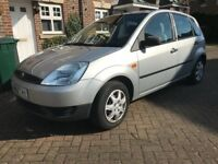 Ford Fiesta 1.25 finesse 2003/53 low mileage 12 months Mot new brakes and clutch still insured!!
