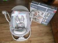 Ingenuity Automatic Baby Swing
