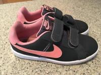 Girls Nike Trainers - child size 12
