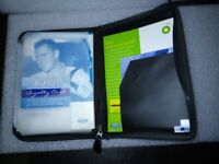 Ford manual cover pouch