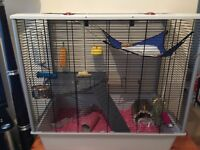 Brand new rat cage - less than a month old