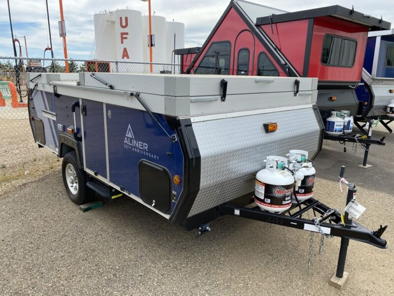 2020 ALINER CLASSIC A FRAME TRAILER-LIGHT WEIGHT-SUV ...