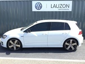 2016 Volkswagen Golf R 2.0 TSI manuelle