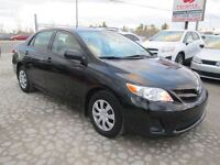 2011 Toyota Corolla CERT & 3 YEARS WARRANTY**ONE OWNER**LOW KM**