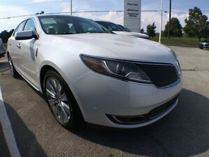 2016 Lincoln MKS Ecoboost,Navigation,Awd,Fully Loaded!!