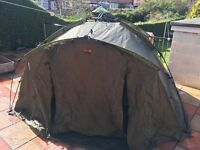 TF Gear Force 8 2 man quick erect bivvy for sale.