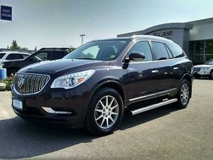 2015 Buick Enclave Leather AWD 7 Passenger Option *Blind Side Al