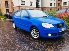 volkswagen polo 1.4 s 57 plate only 53000 miles IMMACULATE CONDITION AND FSH