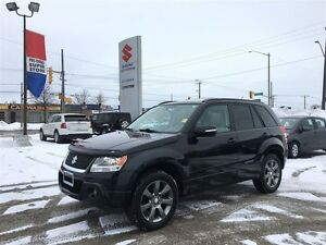 2011 Suzuki Grand Vitara JLX-L ~Low Km's ~Power Sunroof ~Heated