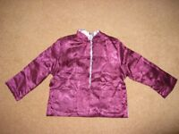 Authentic hand made Chinese girls jacket for sale