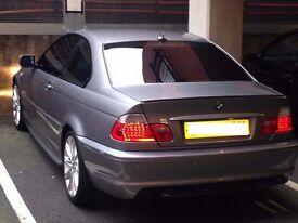 BMW 320I (02 ON) COUPE CI SPORT