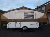 Folding Camper Wanted Somerset area - Pennine Sterling, Fiesta, Pullman, Pathfinder or Conway equiv