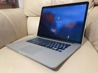 APPLE MACBOOK PRO RETINA 15 INTEL CORE I7 2.6GHZ 500GB SSD 8GB RAM