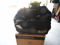 Panniers – Oxford Soft Expanding Panniers x 2 with straps etc. for Touring Bike