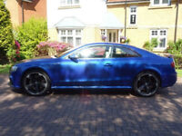 AUDI A5 4.2 RS5 FSI QUATTRO 2d AUTO 444 BHP ++OLUFSEN BANG SOUND SYSTEM++ FULL SERVICE RECORD ++