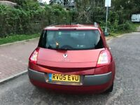2005 Renault Megane 1.4 16v Dynamique 5dr Manual @7445775115