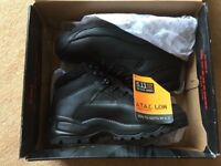 5.11 Tactical ATAC Low Boots Black **BRAND NEW** Size 11 UK.