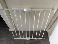 Mothercare stair gate
