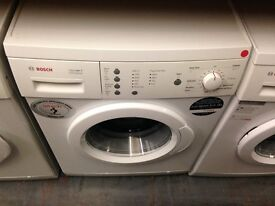 BOSCH 6KG 1200 EXPRESS WHITE WASHING MACHINE RECONDITIONED