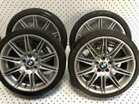 Bmw E92 Mv4 19'inch Alloy wheels