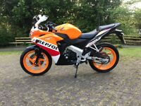 For Sale - CBR125R-Gatehouse of Fleet