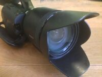 Sony NEX VG30H w/ Sony E-Mount 3.5-6.3/18-200mm Power Zoom Lens