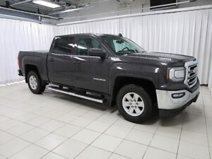 2016 GMC Sierra SLE 4X4 CREW CAB w/ BACK UP CAM, REMOTE START, S