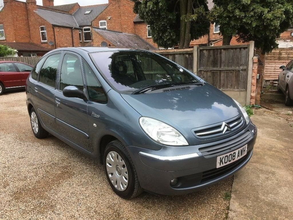 Citroen Xsara Picasso 1.6 HDi Desire 5dr, ONE PREVIOUS OWNER, FULL SERVICE  HISTORY,