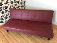 Sofa bed, excellent condition.