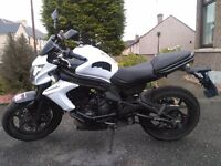 Beautiful Kawasaki ER6-N For Sale.