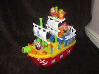 Chad Valley Pirate Ship