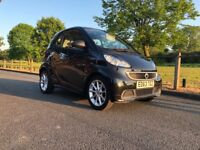 Smart Fortwo 2013 Coupe 1.0 MHD Passion Softouch 2dr *LOW MILEAGE*START/STOP*HEATED SEATS*SAT NAV*