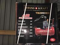 !!!!! NEW SWISS KRAFT AIR COMPRESSORS !!!!!