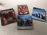 BBC animal books