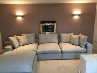 Large 4 piece sectional Long Island sofa from Sofa dot com
