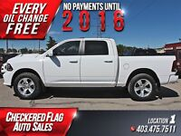 2013 Ram 1500 Sport W/ Heated Leather-Nav-Sunroof-Low KM's