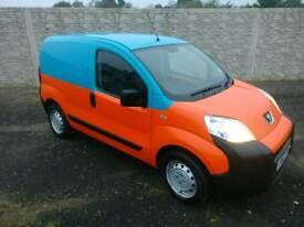 Peugeot bipper (not nemo, berlingo, partner, caddy)
