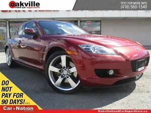 2006 Mazda RX-8 GT | 6 SPEED M/T | CLEAN CAR-PROOF | SUNROOF | H