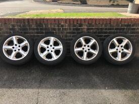 """Vauxhall Astra 17"""" alloy wheels"""