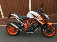 REDUCED - KTM 1290 SUPERDUKE R SPECIAL FULLY LOADED 2016 - 66 Plate