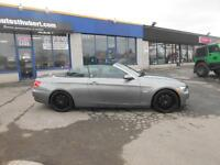 BMW 328I CONVERTIBLE 2007
