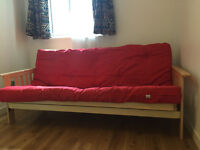 Wooden Frame Sofa Bed/Futons available in East Dulwich