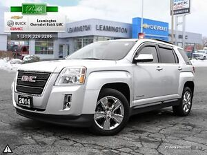 2014 GMC Terrain CLEAN CARPROOF CALL TODAY SLE2 AWD 4 CYLINDER