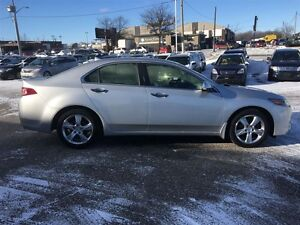2012 Acura TSX ONE OWNER NO ACCIDENT Sport sedan Sunroof Alloys  Kitchener / Waterloo Kitchener Area image 7
