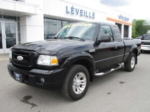 2007 Ford Ranger XL/3.0L/MAGS/AUTOMATIQUE